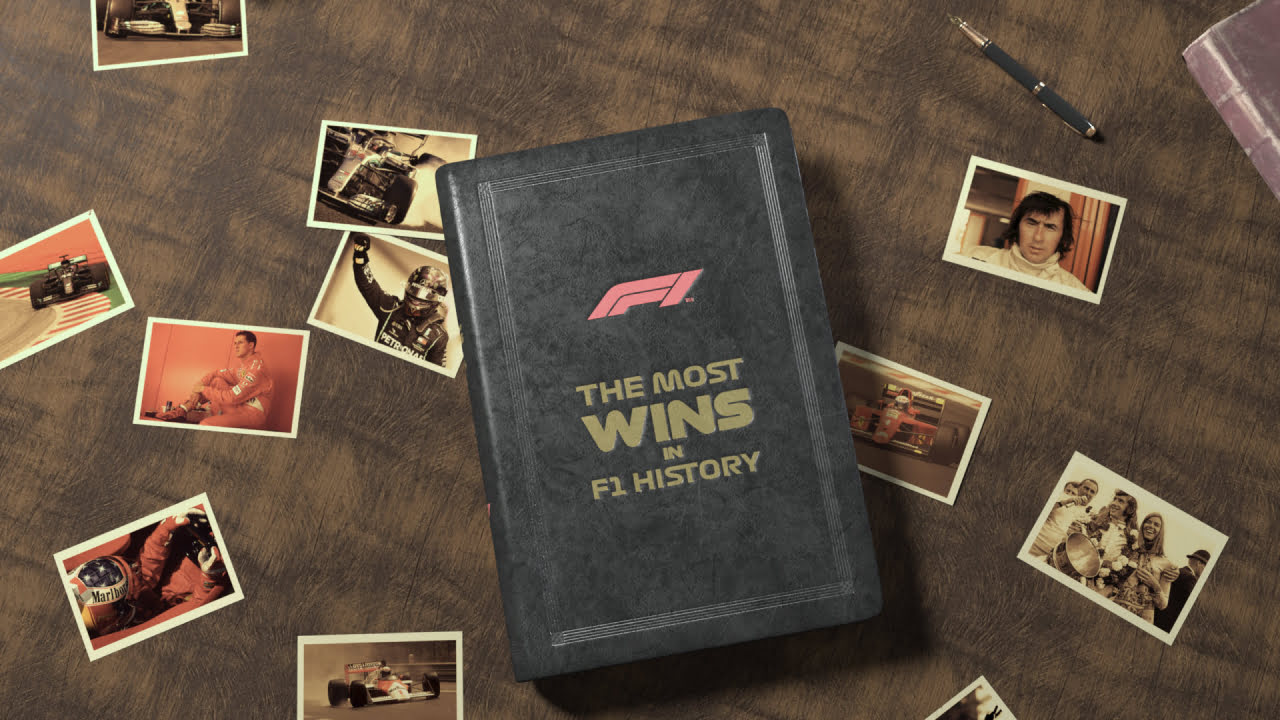 Most Wins in F1 Record